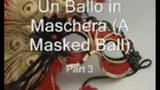 Verdi: Un Ballo in Maschera/Leibowitz/Radio Symphony Orchestra of Paris/Paris Philharmonic Chorus (1950s reel tape) 3/13