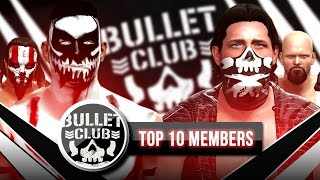 WWE 2K16 - Top 10 Bullet Club Members of All Time