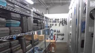 Tool Room Organization Chevy Buick Dealerships | 888-245-0050