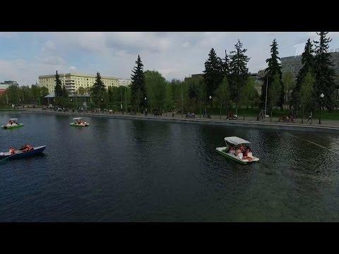 В столичных парках пройдут бесплатные уроки иностранных