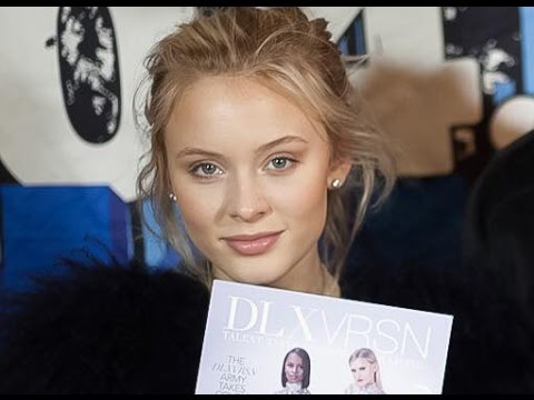 Zara Larsson Interview