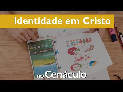 Identidade em Cristo   no Cenáculo 14/05/2021