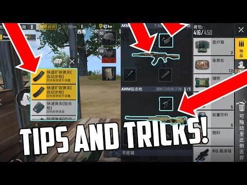 PUBG Mobile TIPS AND TRICKS BEST GUNSGUN Tips Amp Tricks PUBG TIPS YouTube