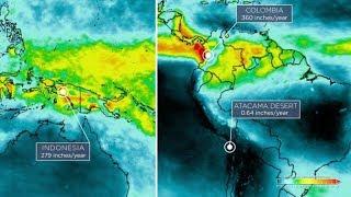 NASA Remasters Nearly 20 Years of Global Rain