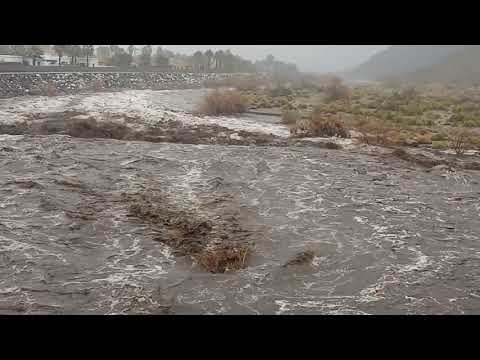 Palm Springs Stormageddon!