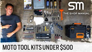 How to Build a Motorcycle Maintenance Tool Kit for Under $500 | The Shop Manual