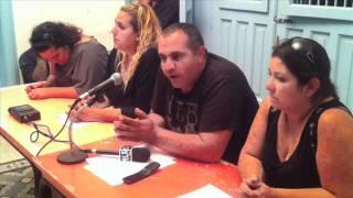 מסיבת עיתונאים מהבית המשוחרר בפינסקר  11