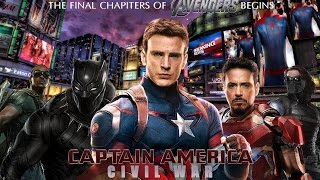 Captain America 3: Civil War Ringtone