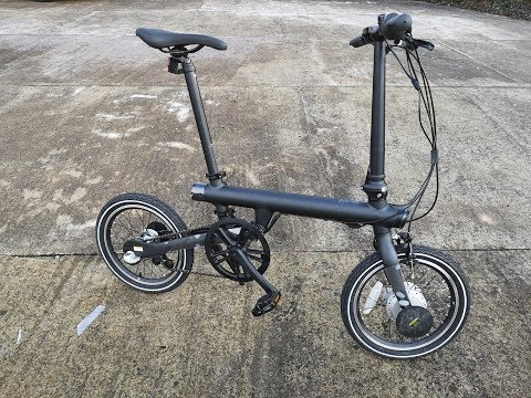 Xiaomi QiCycle E-Bike Im Test!