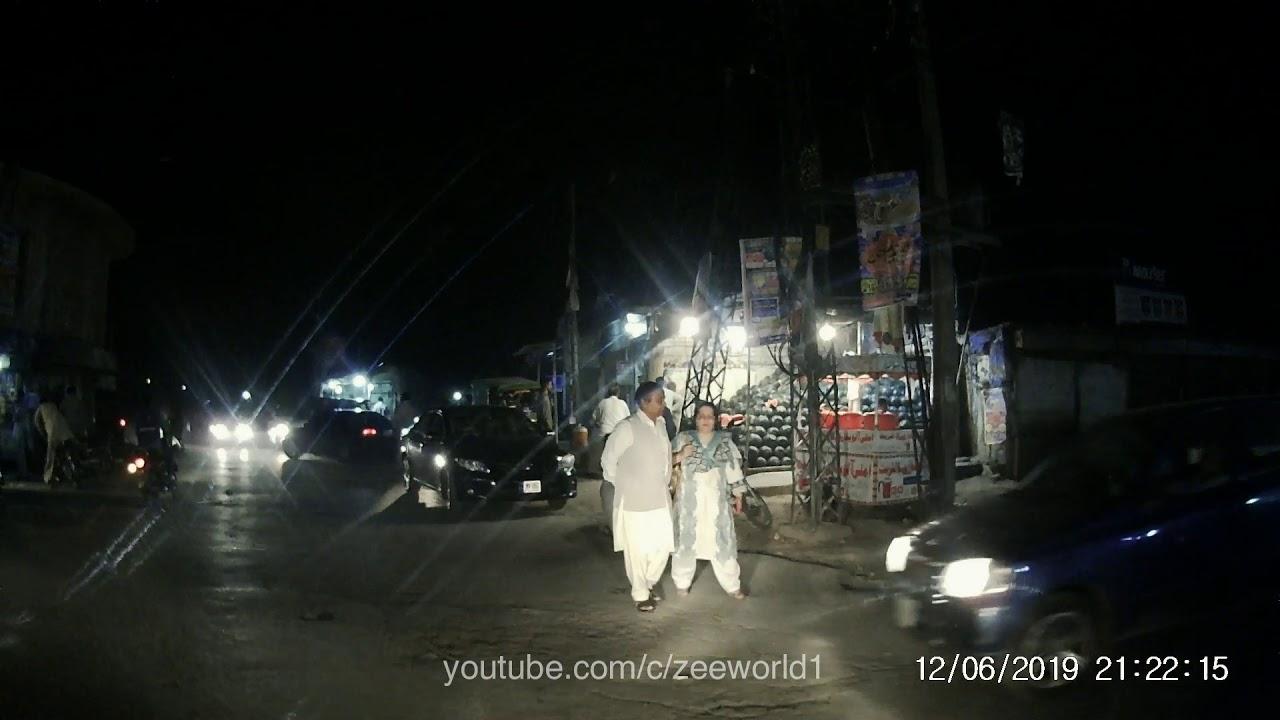 Bike accident - Pizza boy accident - Rawalpindi