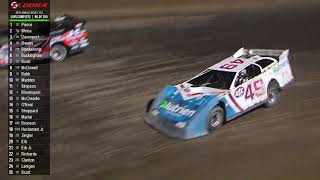 World 100 feature highlights from Eldora Speedway