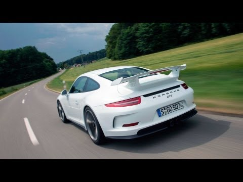 2014 Porsche 911 GT3 & Walter Röhrl! Plus Super Snake and Av