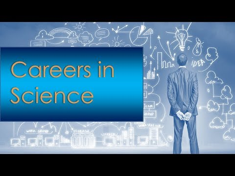Careers in Science | What Next?