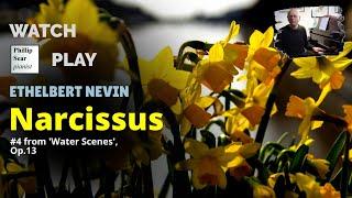 Ethelbert Nevin: Water Scenes Op. 13 No. 4 - Narcissus