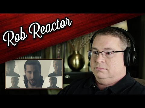 Avi Kaplan Reaction | Black Is the Color of My True Love's Hair with Peter Hollens
