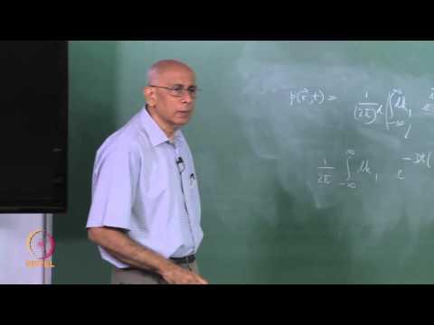 Mod-10 Lec-25 The diffusion equation (Part I)