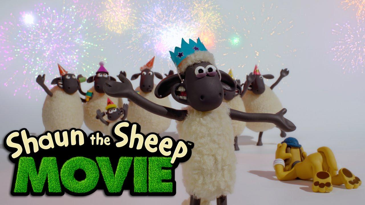 Shaun the Sheep The Movie - In UK Cinemas Now! - YouTube