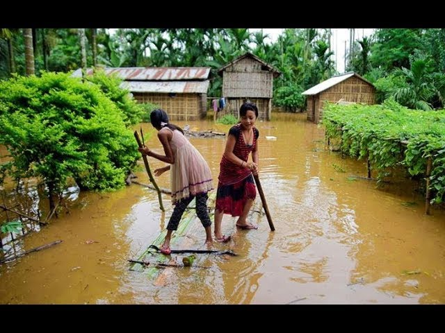 #AssamFloods: FLOOD toll crosses 40,  But You Can SAVE Many Lives in DANGER