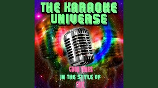 Good Times (Karaoke Version) (In the Style of Chic)