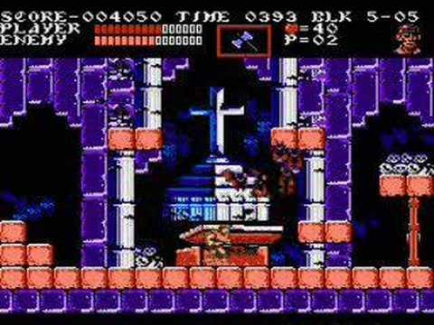 Castlevania III Draculas Curse Alucard YouTube