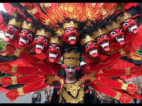 Video : Bali Art Carnival, Karnaval Ramah Lingkungan Seniman Muda Bali