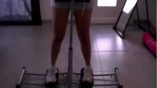 fitness routine  la maison affiner l intrieur des cuisses avec le magic leg