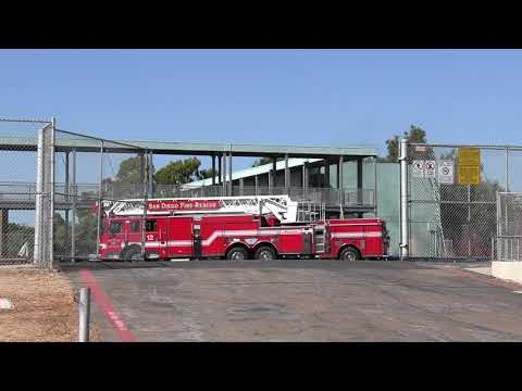 Bandini Elementary School Fire