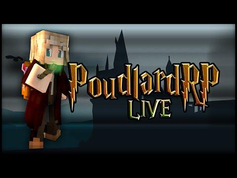 Live sur PoudlardRP (pas de cam)