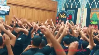 إشتداد البلاء | الرادود سيد حسين المالكي - ذكرى شهادة الإمام الصادق (ع) | مأتم السنابس 1438 هـ