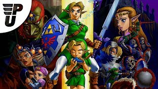 The Legend of Zelda: Ocarina of Time semi-speedrun met Wouter en Lucas! - deel 1