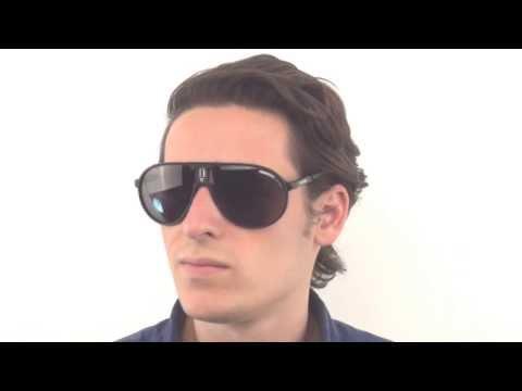 24c0c56651c Смотреть видео Carrera CHAMPION DL5 3H Sunglasses - Vision Direct Reviews  онлайн