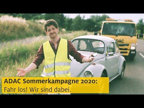 ADAC Sommerkampagne 2020