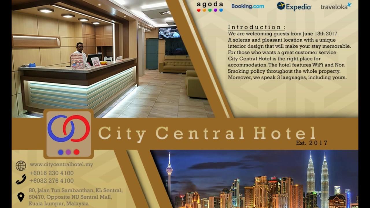 City Central Hotel Kl Sentral