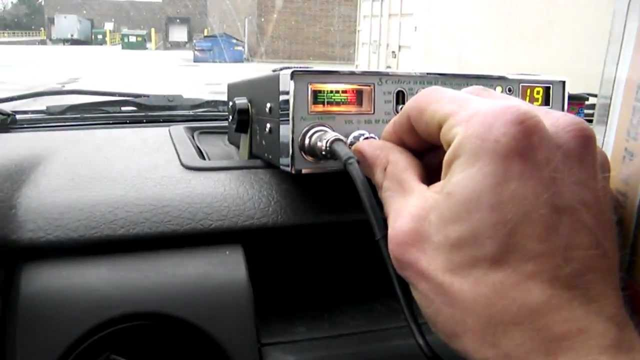 maxresdefault cb set up f150 (1) youtube how to hardwire a cb radio to fuse box at crackthecode.co