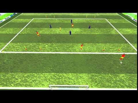 3D - Short Game 1 - Spanish FA (RFEF)