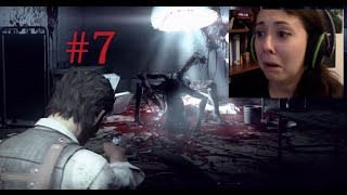 #7 SPIDER LADY The Evil Within