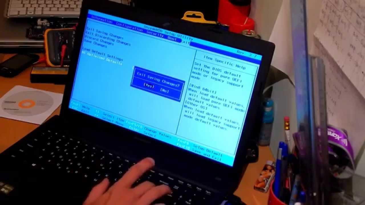 How to Install Windows XP, 7, 8, 8 1, 10 on Lenovo Laptops all Models