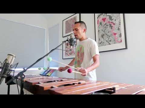 Baila from Song Book, Vol. 2 - marimba + singing - Ivan Trevino