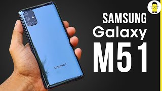 Samsung Galaxy M51 Review The Best Samsung Mid Ranger Comparison With Oneplus Nord Galaxy M31s Youtube