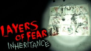 SECRET ENDING   Layers of Fear: Inheritance DLC   All 9 Page Locations