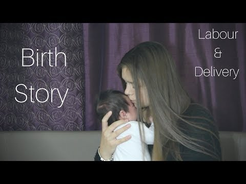 BIRTH STORY | Labour & Delivery Pictures