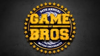 GAME OF BROS - FRAT COMPETITION PART 1