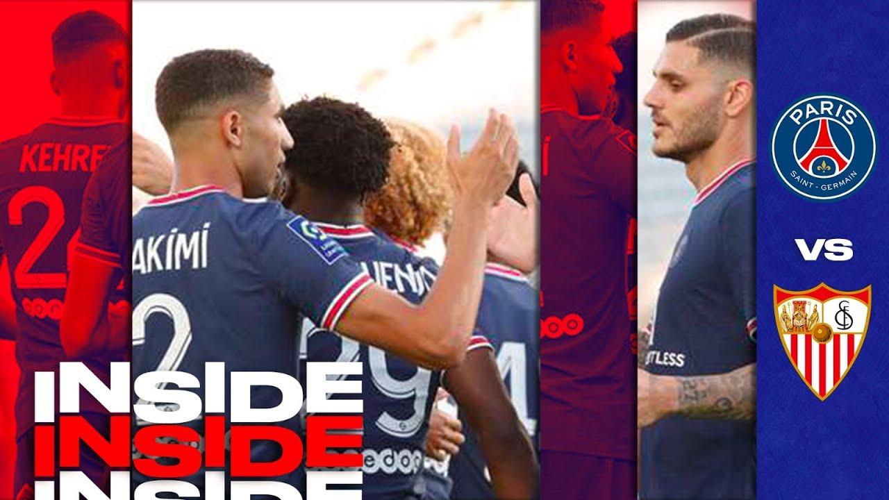 [𝗜𝗡𝗦𝗜𝗗𝗘] 🆚 Sevilla FC (2-2)