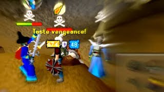 Runescape player killing Ⓣ➆ⓔⓜⓞⓝ Update (III) - Extreme Pkr - VLS, Whip, DClaw[High Risk]