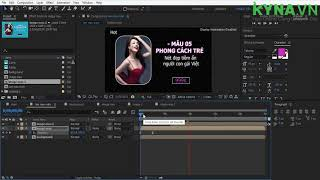 Bài 3 - Dựng movie trailer - kỹ xảo logo Particular với After Effects