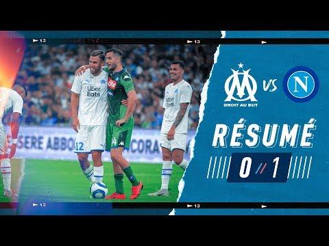 OM 0-1 Napoli l Le résumé de la rencontre