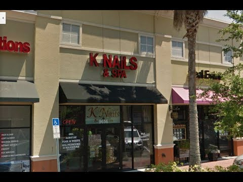K Nails & Spa - Tampa FL 33626