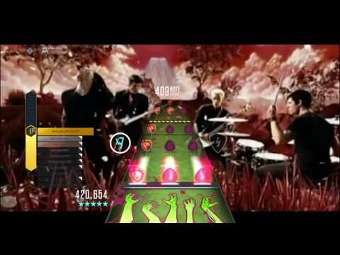 Guitar Hero Live - Girl's Not Grey by AFI - Expert - 100% FC