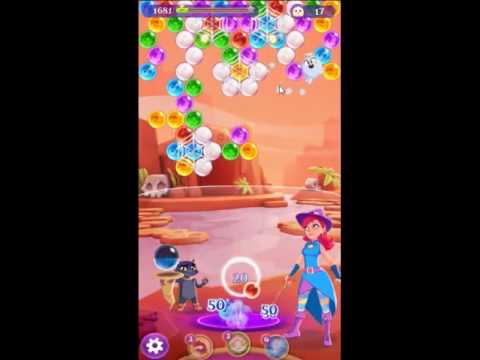 Bubble Witch Saga 3 Level 75 - NO BOOSTERS 🐈