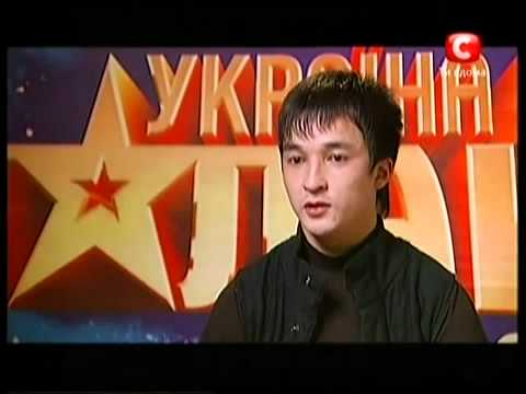 украна Ма Талант-3 Киев - Атай - Супер Танец